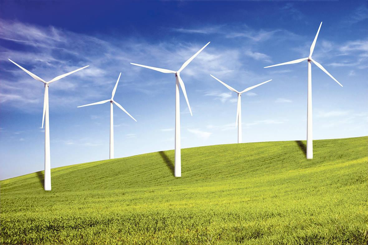 O mare companie compensează emisiile de CO2 printr-un program global de parcuri eoliene