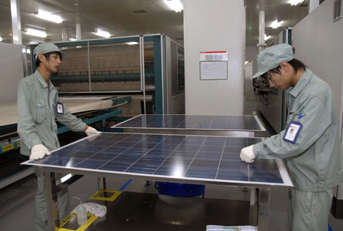 panouri solare chineze mai ieftine