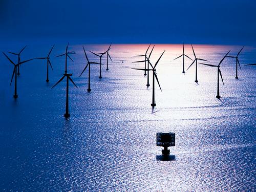 turbine eolene offshore