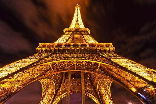 Turnul Eiffel eficientizat energetic