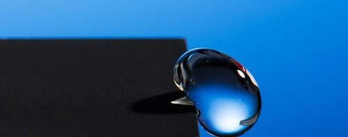 material hidrofob