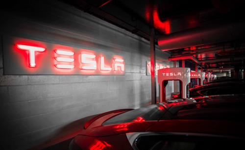 baterie uz rezidential Tesla