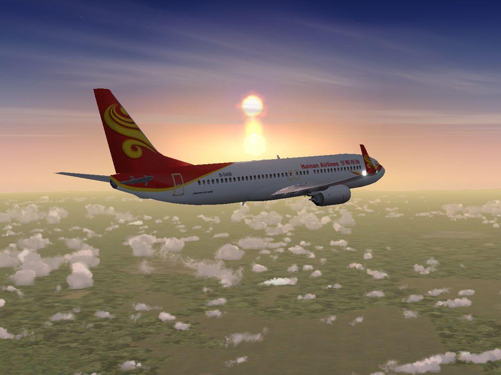 avion cu biocombustibil