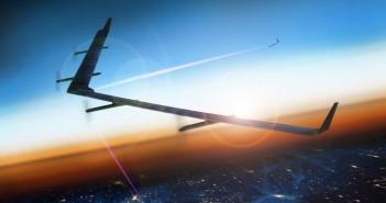 drona alimentata solar facebook