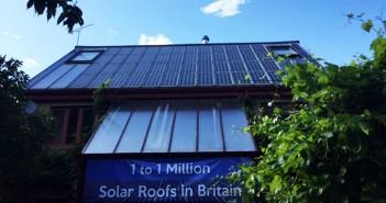 Prima instalație instalație fotovoltaică rezidențială din Marea Britanie