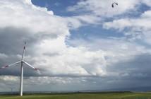 zmeul care produce energie eoliana