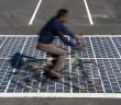 panouri solare integrate in asfalt