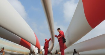 turbine eoliene produse in China