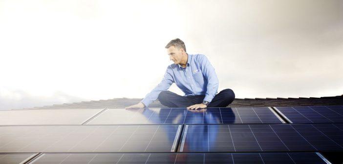 kit fotovoltaic rezidential SolarCity