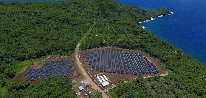 Generatoarele de electricitate, înlocuite cu panouri solare pe o insulă din Samoa Americană