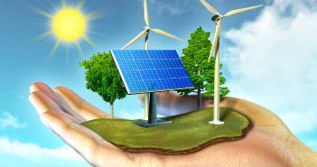 Statul care vrea să treacă în totalitate la energie regenerabilă. Va folosi exclusiv energia verde