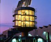 Heliotrope House, casa care se rotește după soare și produce de șase ori mai multă electricitate decât are nevoie