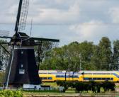 Premieră: Din 2017, pasagerii trenurilor electrice din Olanda călătoresc cu ajutorul energiei eoliene