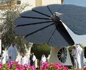 Floarea-soarelui din era tehnologiei, prezentată în Dubai. Cum funcționează SmartFlower