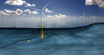 Scoția are prima fermă eoliană plutitoare din lume