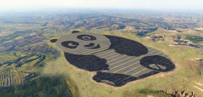 China are o centrală solară inedită! Inginerii chinezi au dat dovadă de o creativitate deosebită