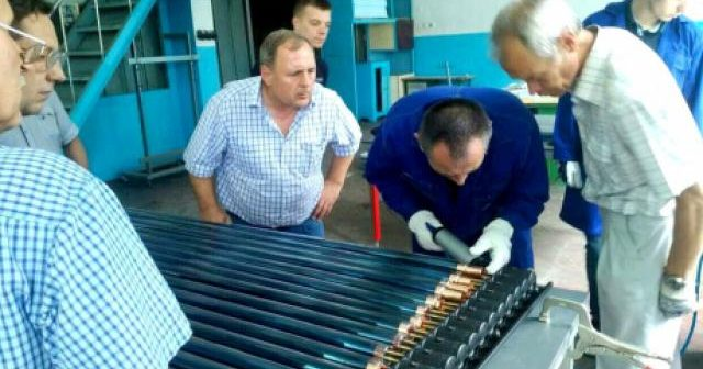 În Moldova a fost deschisă prima linie de asamblare a panourilor solare