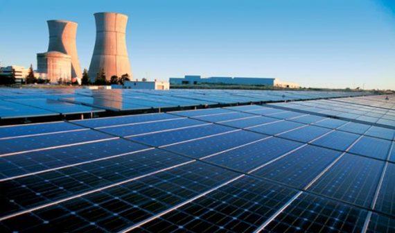 Mii de panouri solare au fost instalate la Cernobîl