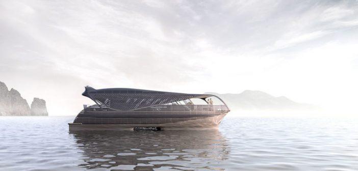 Iahtul futurist alimentat cu energie solară, prezentat de elvețieni