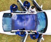 Doi producători auto introduc tehnologia panourilor solare pe anumite mașini