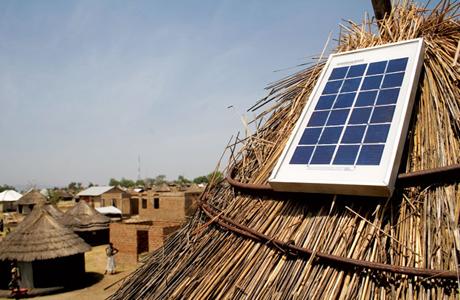 panouri fotovoltaice in lumea a treia