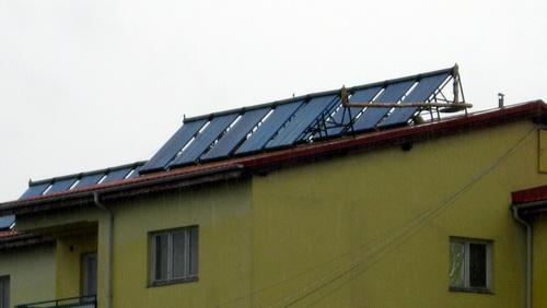 panouri solare pentru apa calda