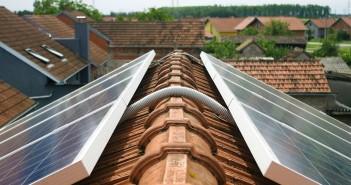 panouri solare pe acoperisuri