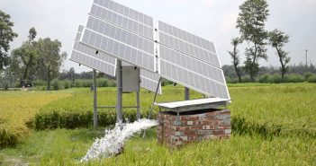 instalatie solara pentru irigatii in agricultura